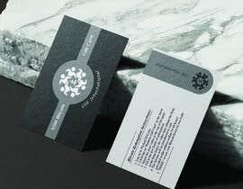 #102 para Create a Black & White Metal Business Card Design por deshapriyajdw