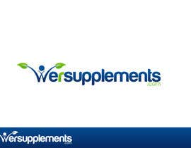 #128 para Design a Logo for wersupplements por csdesign78
