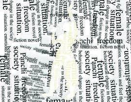 Nro 38 kilpailuun Illustrator for Novel Cover Design (Fiction) käyttäjältä aishuvo1111