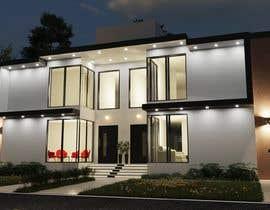 #11 for Facade duplex house proposal desing by hammasJ