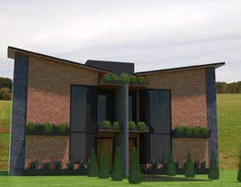 #18 for Facade duplex house proposal desing by mattebricks4