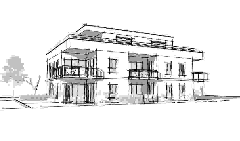 Penyertaan Peraduan #                                        15                                      untuk                                         Facade duplex house proposal desing