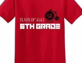#51 untuk Northwood class of 2021 t shirt design oleh afianmiah