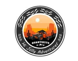 #94 untuk Logo - Off Road UTV Side By Side Logo, Arizona Desert, Pine Trees, Cactus Mountains, camels pyramids. oleh schenura8