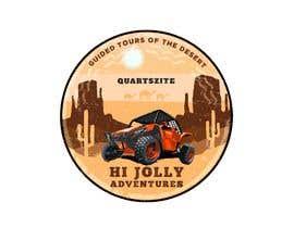 #113 untuk Logo - Off Road UTV Side By Side Logo, Arizona Desert, Pine Trees, Cactus Mountains, camels pyramids. oleh schenura8