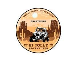 #122 untuk Logo - Off Road UTV Side By Side Logo, Arizona Desert, Pine Trees, Cactus Mountains, camels pyramids. oleh schenura8