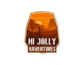 #6 untuk Logo - Off Road UTV Side By Side Logo, Arizona Desert, Pine Trees, Cactus Mountains, camels pyramids. oleh TamamAkram