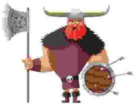 Nro 14 kilpailuun Create an Viking Image käyttäjältä malimali110