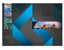 #22 untuk Design a cover for high-end metal roof colour chart oleh sjahangir