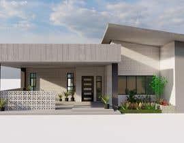 #12 para 3D House Render por itsmanishmanu