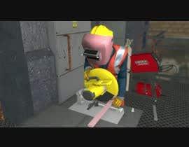 Nro 8 kilpailuun Personal Protective Equipment Instruction Animation käyttäjältä Joshart