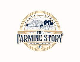 "#290 untuk Design a Logo for a ""Organic Farming Company"" oleh talk2anilava"