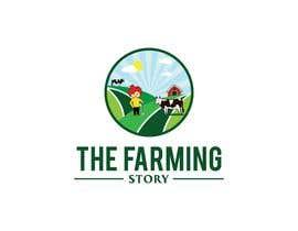 "#227 untuk Design a Logo for a ""Organic Farming Company"" oleh lindenvergia"