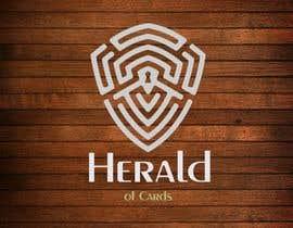 #761 para Online Store Logo - Herald of Cards por SkillGraphy