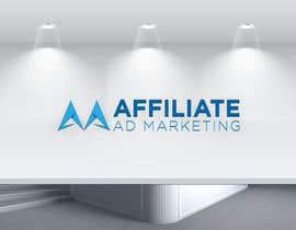 rokeyastudio tarafından Create a Logo and Favicon for new website AffiliateAdMarketing.com için no 67