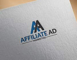 arifislam9696 tarafından Create a Logo and Favicon for new website AffiliateAdMarketing.com için no 58