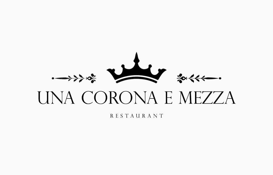 Contest Entry #                                        56                                      for                                         Disegnare un Logo for Una corona e mezza (home restaurant)