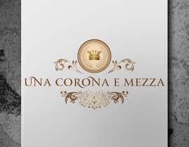 #16 cho Disegnare un Logo for Una corona e mezza (home restaurant) bởi vasked71