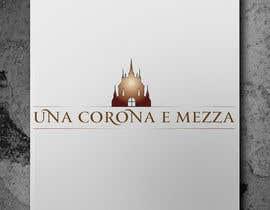 #19 cho Disegnare un Logo for Una corona e mezza (home restaurant) bởi vasked71