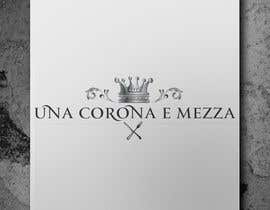 #21 for Disegnare un Logo for Una corona e mezza (home restaurant) by vasked71
