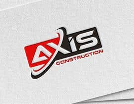 #76 for AXIS  COMPANY LOGO by nuzart