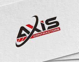 #88 for AXIS  COMPANY LOGO by nuzart