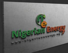 #32 for Design a Logo for www.nigerianenergy.ng by infosouhayl