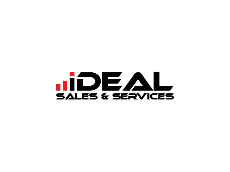 Contest Entry #                                        150                                      for                                         Logo for iDeal Sales & Services