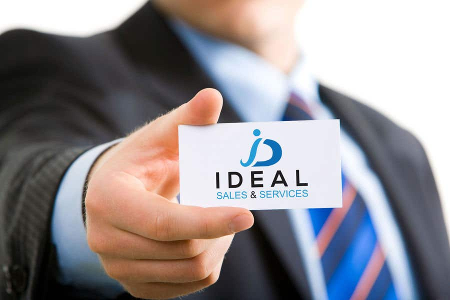 Contest Entry #                                        134                                      for                                         Logo for iDeal Sales & Services