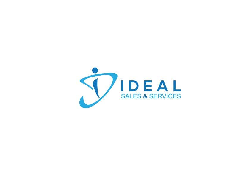 Contest Entry #                                        141                                      for                                         Logo for iDeal Sales & Services