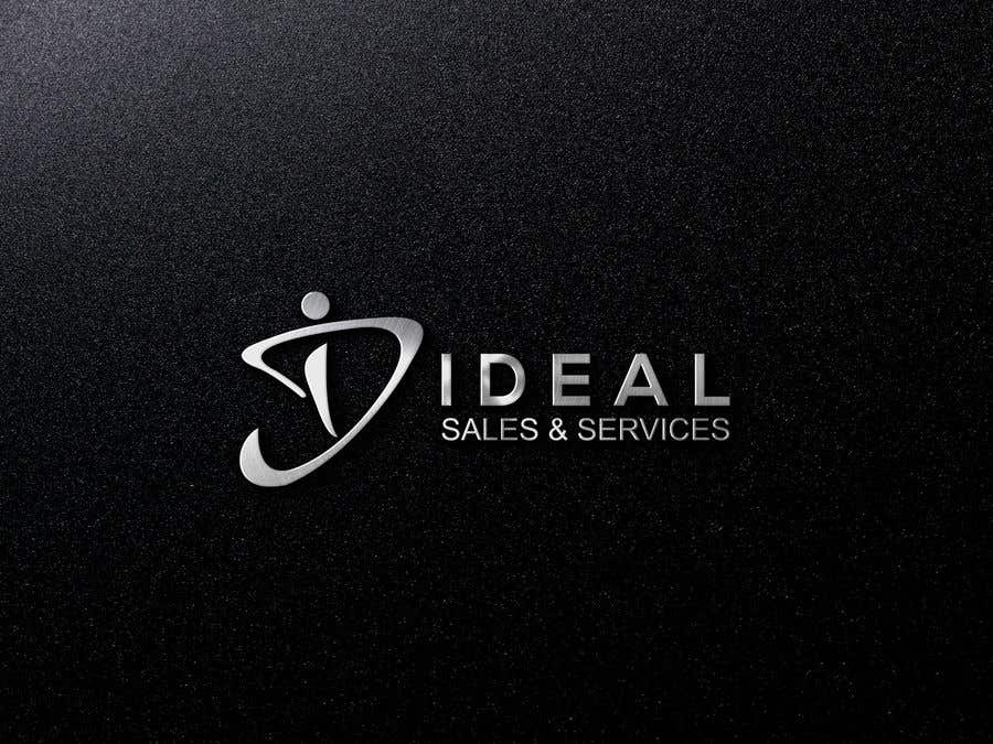 Contest Entry #                                        143                                      for                                         Logo for iDeal Sales & Services