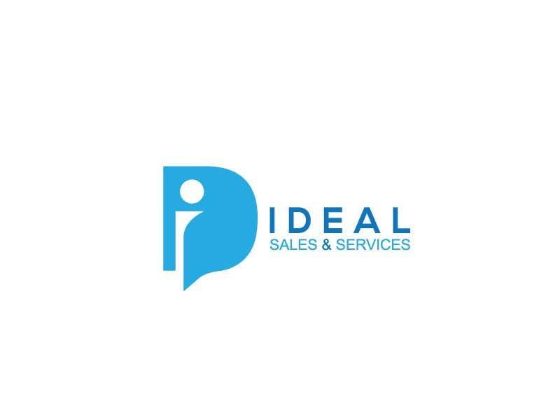 Contest Entry #                                        155                                      for                                         Logo for iDeal Sales & Services