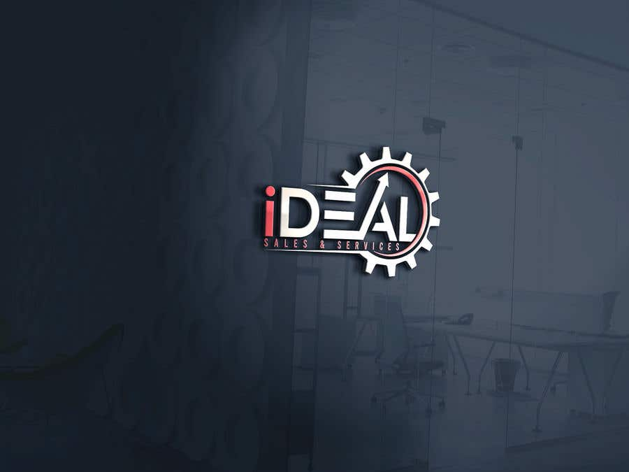 Contest Entry #                                        12                                      for                                         Logo for iDeal Sales & Services