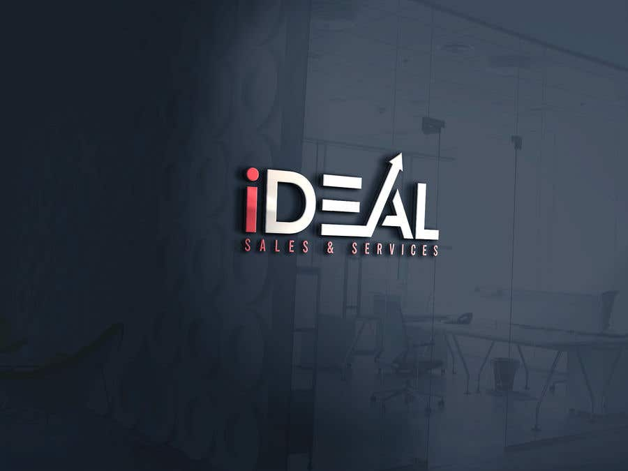 Contest Entry #                                        163                                      for                                         Logo for iDeal Sales & Services