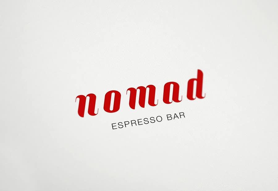Penyertaan Peraduan #49 untuk Design a Logo for an espresso bar