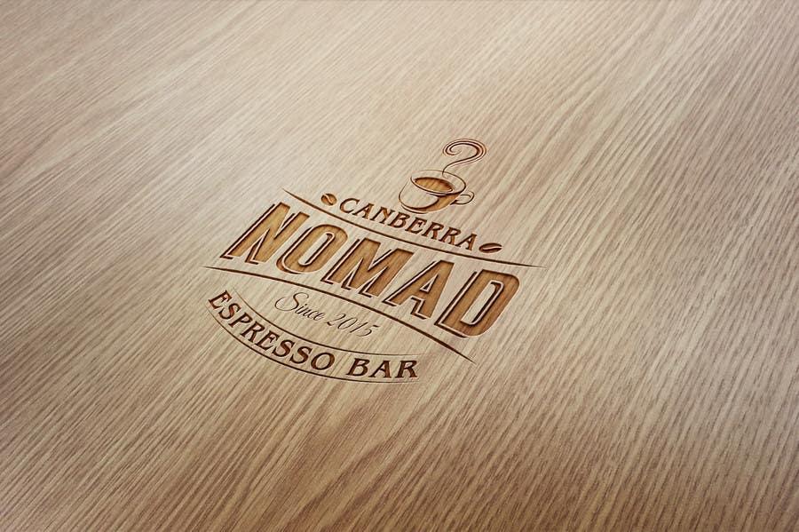Penyertaan Peraduan #13 untuk Design a Logo for an espresso bar