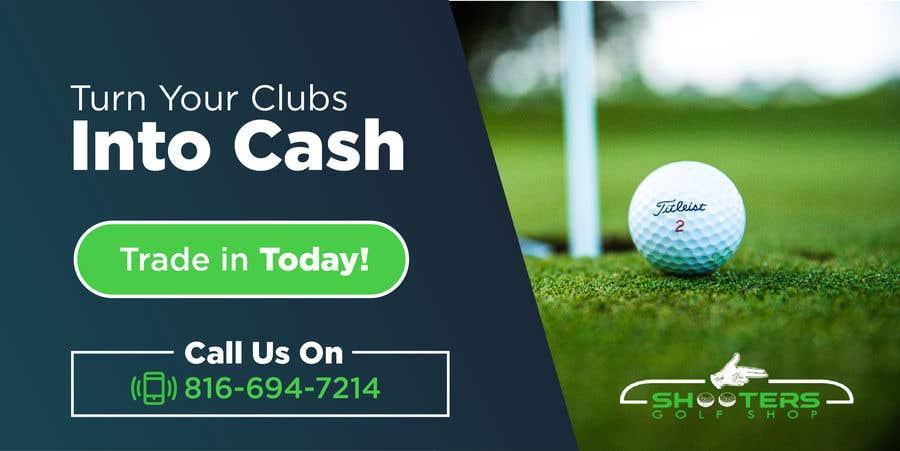 Kilpailutyö #                                        19                                      kilpailussa                                         Golf Shop Advertising Pictures / Designs