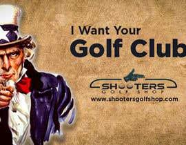 Nro 20 kilpailuun Golf Shop Advertising Pictures / Designs käyttäjältä viaplus