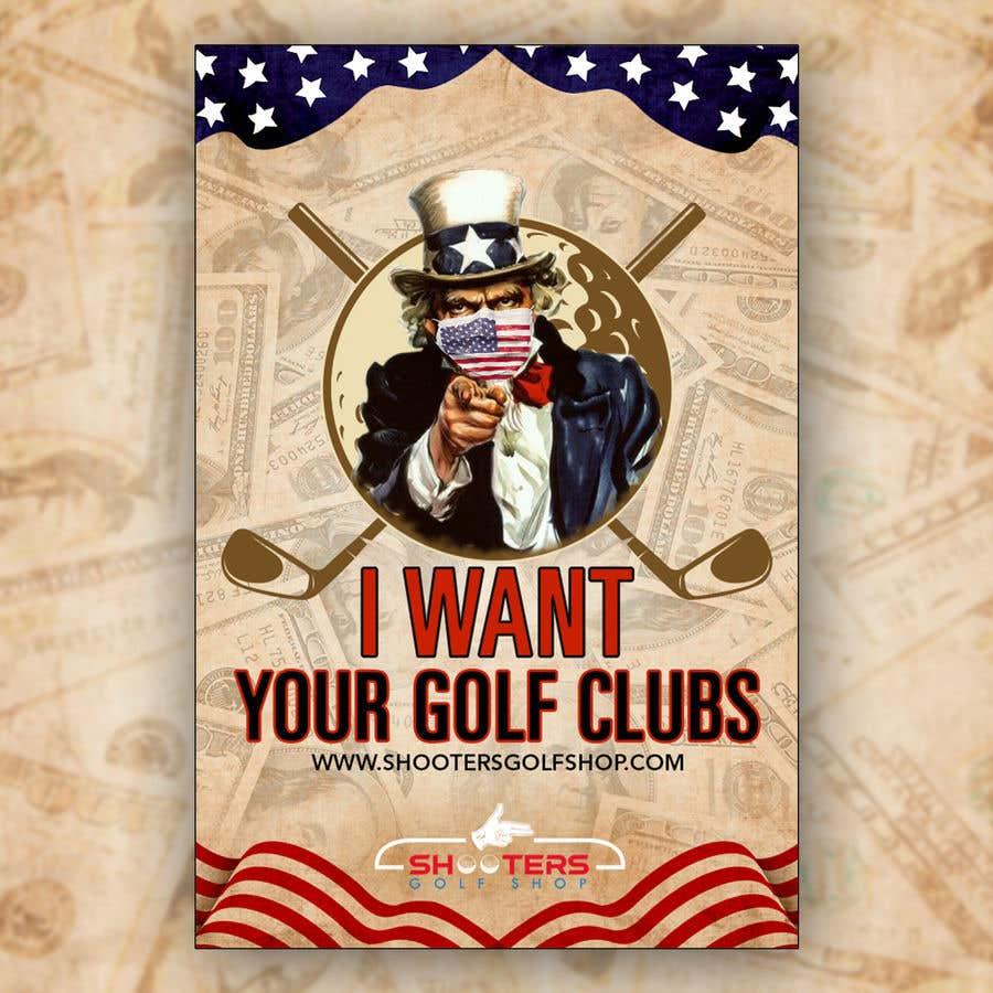 Kilpailutyö #                                        14                                      kilpailussa                                         Golf Shop Advertising Pictures / Designs