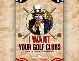 Nro 14 kilpailuun Golf Shop Advertising Pictures / Designs käyttäjältä SaravananK06