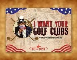 Nro 25 kilpailuun Golf Shop Advertising Pictures / Designs käyttäjältä SaravananK06
