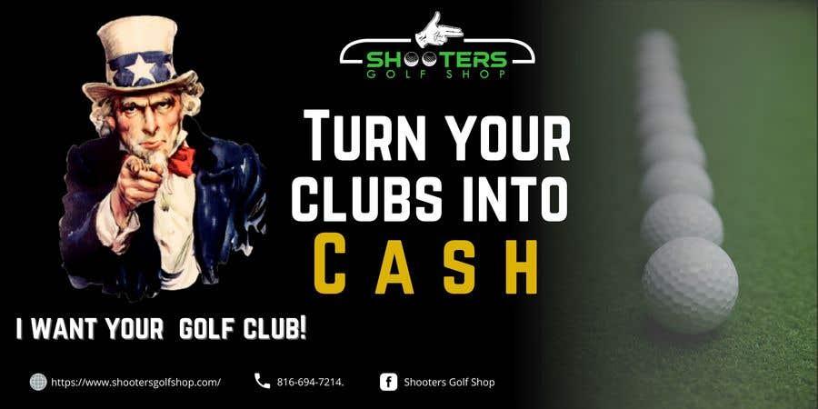 Kilpailutyö #                                        24                                      kilpailussa                                         Golf Shop Advertising Pictures / Designs