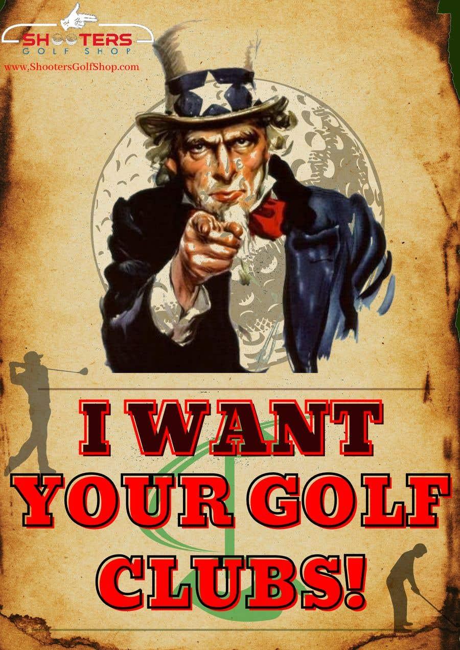 Kilpailutyö #                                        15                                      kilpailussa                                         Golf Shop Advertising Pictures / Designs