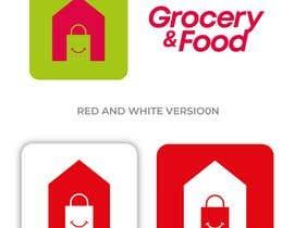 gmazzeidesigner tarafından Grocery & Food App design için no 286