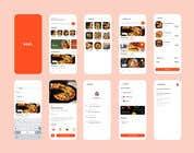 Grocery & Food App design için Graphic Design281 No.lu Yarışma Girdisi
