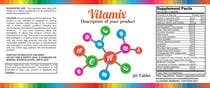 Graphic Design Entri Peraduan #53 for Creating Vitamin Bottle Labels - Will pick 10 Winners
