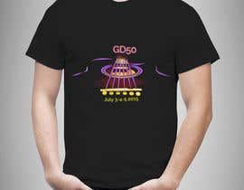 #21 cho Design a T-Shirt for my GD50 group! bởi adhikery