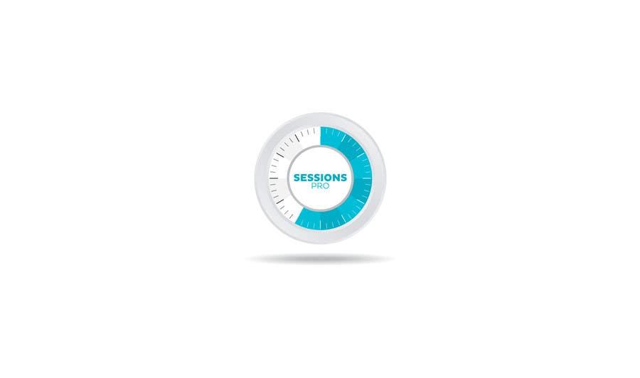 Konkurrenceindlæg #                                        20                                      for                                         Design a Logo for Sessions Pro Application
