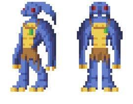 Nro 19 kilpailuun Game pixel art assets käyttäjältä AdrianoDeva