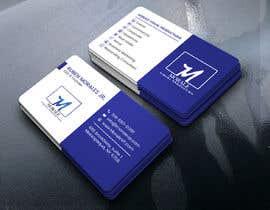 #1025 for Create business card af habibabgd